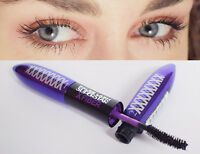 100% GENUINE LOREAL DOUBLE Extension FALSE LASH SUPERSTAR X FIBER, BLACK MASCARA