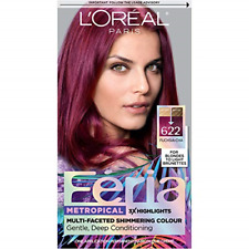 LOreal Paris Feria Multi-Faceted Shimmering Permanent Hair Color, Fuchsia-Cha