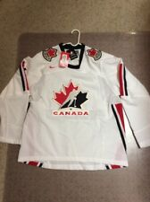 Canada Olympic Hockey Jersey Adult L Nike NEW WITH TAGS