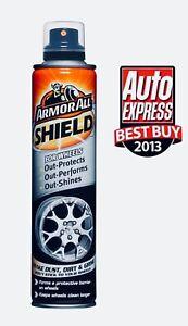 Armor All Shield For Wheels Wheel Rim Protectant Coating Spray Aerosol Armorall