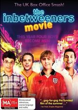 The Inbetweeners Movie - James Buckley DVD R5 NEW