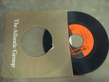 """FOREIGNER- WOMAN OH WOMAN/ FEELS LIKE THE FIRST TIME  7"""" LP"""