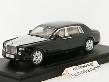 ROLLS ROYCE PHANTOM EWB DIAMOND BLACK KYOSHO 1/43 Ref No.05541DBK