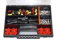 AMP Superseal 1,5-2,5² Sortimentskasten Stecker Set 2-polig KFZ Motorrad LKW