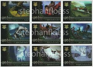 Harry Potter and the Prisoner of Azkaban Update Foil Puzzle You Pick the Card