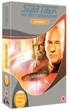 Star Trek The Next Generation Season 5 Slimline Edition DVD Region 2