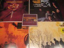 ELECTRIC PRUNES S/T UNDERGROUND F-MINOR + LIVE 180 GRAM EDITION 4 LP'S + 5 CD'S
