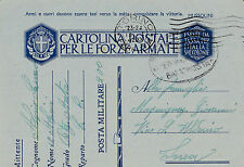 1942 POSTA MILITARE N° 39  4° REGGIMENTO ALPINI BTG. AOSTA 11-290