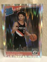 2018-19 Donruss Optic Rated Rookie #186 Anfernee Simons SHOCK PRIZM RC MINT?