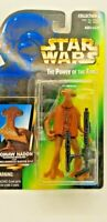 "STAR WARS FIGURECOLLECTION 2 THE POWER OF THE FORCE MOMAW NADON ""HAMMERHEAD"""
