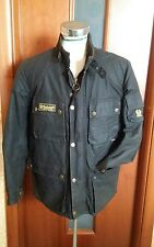 Belstaff Gold label  cougar blouson phanter tg M jacket waxed cotton motorcycle