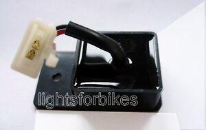LED Blinkrelais Blinker Relais Geber Yamaha XSR 700 900 electronic flasher relay