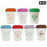 BTS BT21 Official Authentic Goods Swing Mini Trash Can 2.8L By YUYU + Tracking N