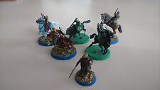 WARHAMMER LOTR - ROHAN ARMY - ÉOWYN - Señor de los Anillos Hobbit - Ejército #6