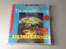 Populous: The Promised Lands#Ibm Pc Factory Sealed Sigillato