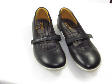 GR8 rare!Womens ECCO mary janes walk,trail,sporty,comfy flats leather 7-7.5 $110