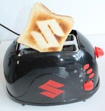 Suzuki Toaster Schwarz Zweischlitztoaster