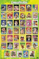 GARBAGE PAIL KIDS - CHARACTER COLLAGE POSTER - 22x34 - 17162