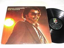 "Michael Henderson ""Wide Receiver"" 1980 Funk/Disco LP, VG+, Orig Buddah"
