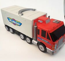 Micro Machines Vintage Super Truck City Carry Case FREE Shipping