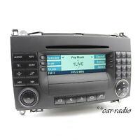 Original Mercedes Audio 50 APS BE6088 Becker MID Headunit W169 W245 W639 W906