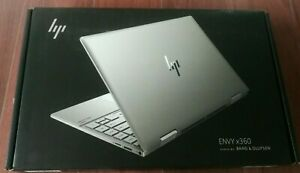 """NEW HP ENVY 2-in-1 13.3"""" FHD Laptop i7-1165G7 8GB 512GB 13m-bd0033dx SHIPS TODAY"""