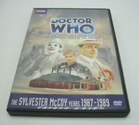 Doctor Who Sylvester McCoy Years 1987-89 The Greatest Show in the Galaxy DVD