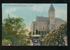 Ireland Co Kerry G&SW Railway Hotel PARKNASILLA 1912 PPC