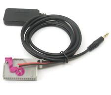 Bluetooth Aux 3.5mm input cable For Audi RNS-E Navigation plus A8 TT R8 A3 A4 A6