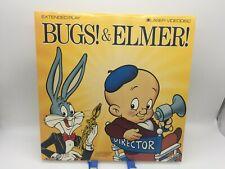 """Bugs! & Elmer!"" MGM/UA Laserdisc LD - Cartoons"