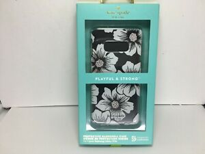 kate spade NY Protective Hardshell Case for Samsung Galaxy S10e Hollyhock floral