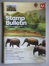 Australia Post Stamp Bulletin Issue No. 342 Sep - Oct 2016 Endangered Wildlife