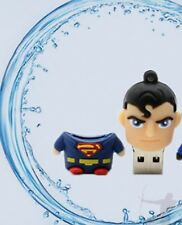 8GB Superman USB 2.0 Flash Pen Drive Memory Stick New Cartoon Super Man 8 GB