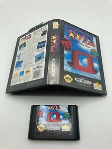 Sega Genesis Cart Case No Manual Tested Toys Let the Toy Wars Begin! Ships Fast