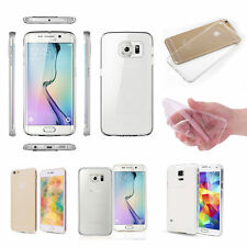 Transparent Silicone/Gel/Rubber Mobile Phone Cases, Covers & Skins for LG G2