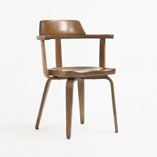1951 Walter Gropius for Thonet W199 Dining Armchair Bauhaus Knoll From Chicago