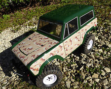RC Rock Crawler DESERT CAMOUFLAGE Stickers Decals FTX RGT HSP OUTBACK TREKA