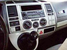 Cockpitdekor für VW T5 ab 2010 Facelift CARAVELLE Modelle Alu Look 37 tlg.
