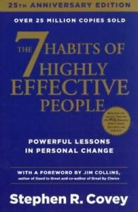 The 7 Habits of Highly Effective People, Stephen R  Covey, New Book