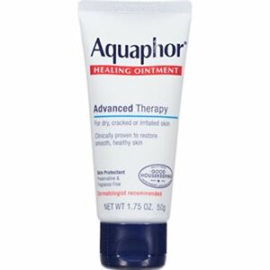 Aquaphor Advanced Therapy Healing Ointment, 1.75 oz (7 Pack)