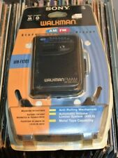 SONY Walkman FM/AM WM-FX101 Radio Cassette Tape Player New in Box NIP