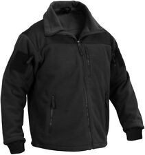 Tactical Fleece Jacket Special Ops Front Zip 96670 96680 Rothco