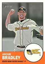 2012 Topps Heritage Minors #3A Archie Bradley Rookie D-Backs