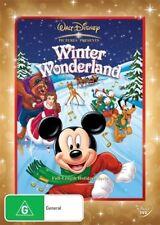 Winter Wonderland DVD Mickey MOUSE - Kids Christmas Movie