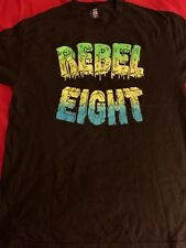 Rebel8 Goo Block T-shirt Large Pre Owned