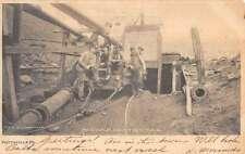 Pottsville Pennsylvania Accommodation Car Industrial Antique Postcard K53259