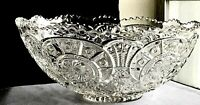 Vintage Broken Arches Imperial Glass Co  Punch Bowl Circa 1911