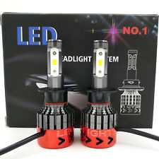 CREE 3-Sided LED Headlight Kit H7 White Power 6000K 1550W 232500LM Car Low Beam