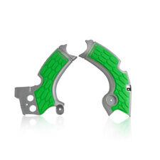 Acerbis MX Marco de bicicleta Protector Protector De/- Kawasaki KXF250 17-18 - Gris/Verde