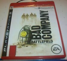 Playstation 3 PS3 US Region Game Battlefield Bad Company